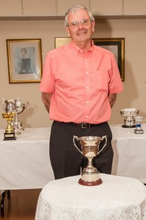 Bob Burton - Mens and Mixed Competition Secretary